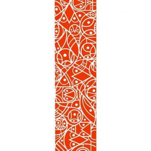 Darkroom Grip: Pusher Clear Red Grip Tape