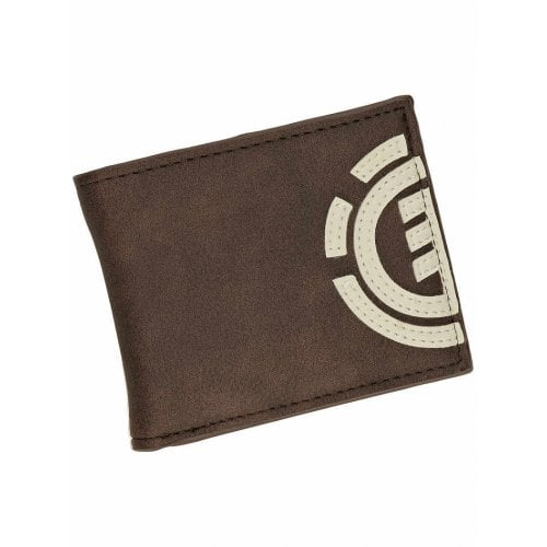 Element Geldbeutel: Daily Wallet Dark Earth BR