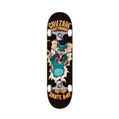 Cruzade Komplettboards: Skate Rat 8.25