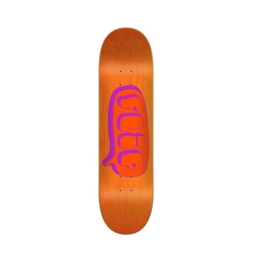 Flip Deck: Team Bubble Orange 7.81 x 31.5