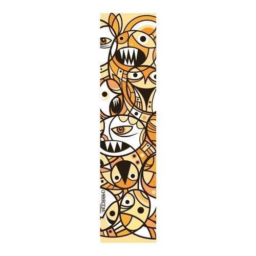 Darkroom Grip: Chaos Grip Tape Orange