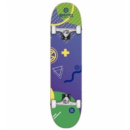 BDSkate Komplettboards: Memphis Green 8.0