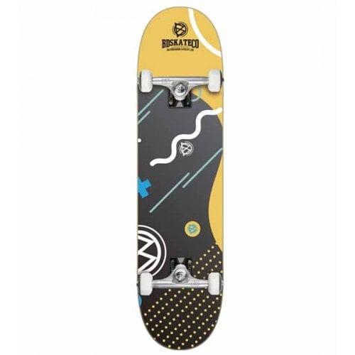 BDSkate Komplettboards: Memphis Black 7.8
