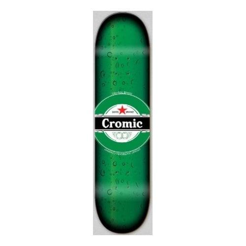 Cromic Deck: Fresh Green 8.25
