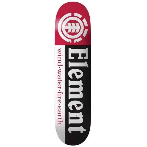 Element Deck: Section 8.25