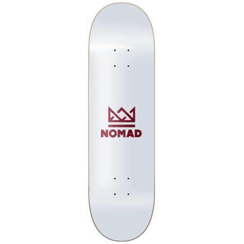 Nomad Deck: Crown Burgundy 8.38x32