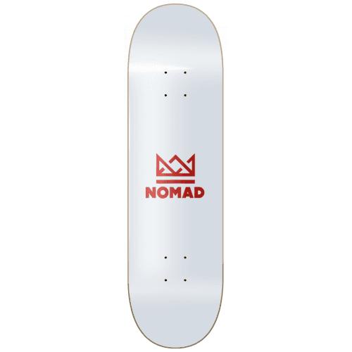 Nomad Deck: Crown Red 8.5x32.13