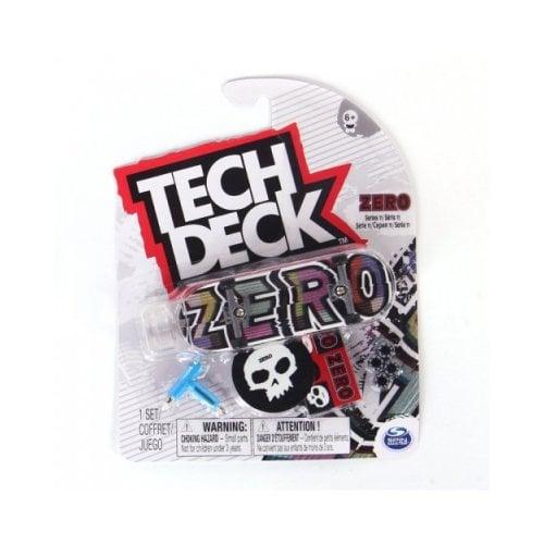 Tech Deck Fingerboard: Zero Serie 11