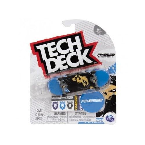 Tech Deck Fingerboard: Finesse Lion Serie 11