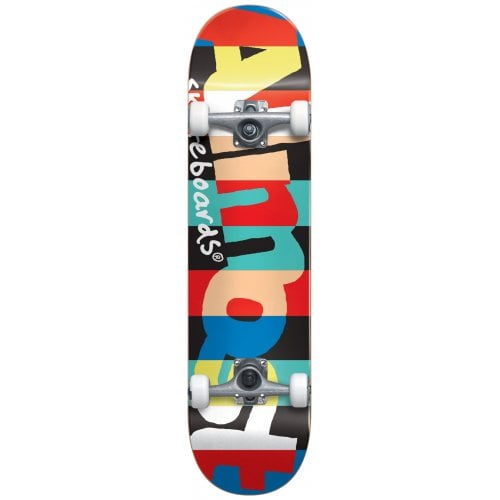 Almost Komplettboard: Rugby Resin Yth Premium 7.375x31.2