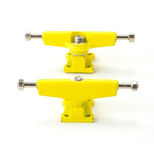 Bollie Fingerboards Achsen: Color Line Yellow
