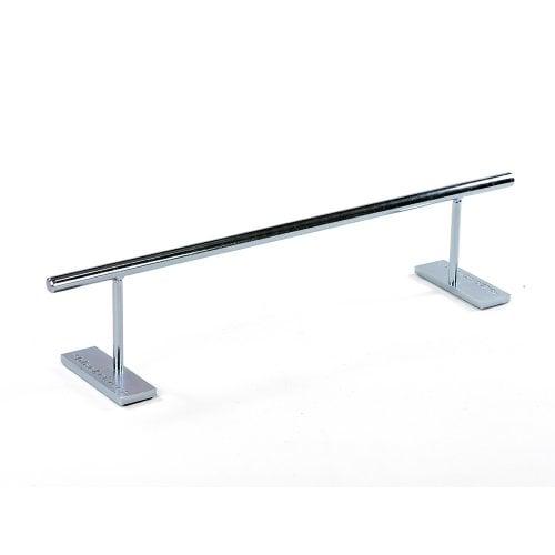 Blackriver Ramps: Ironrail round Silver