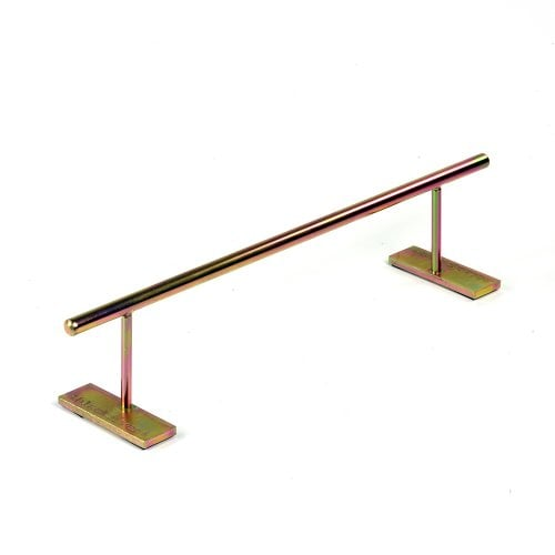 Blackriver Ramps: Ironrail Round Gold