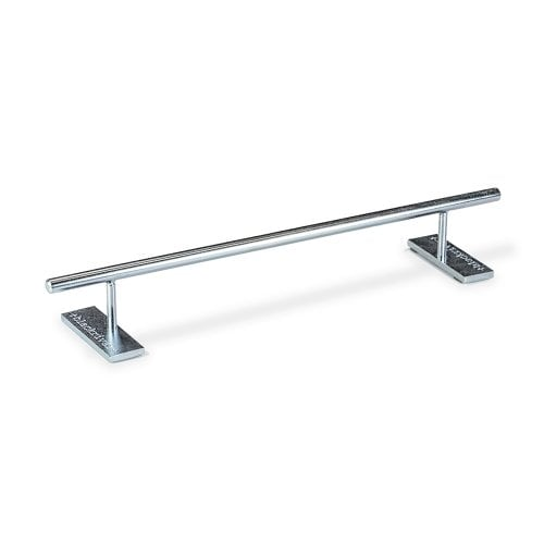 Blackriver Ramps: Ironrail Round LOW Silver