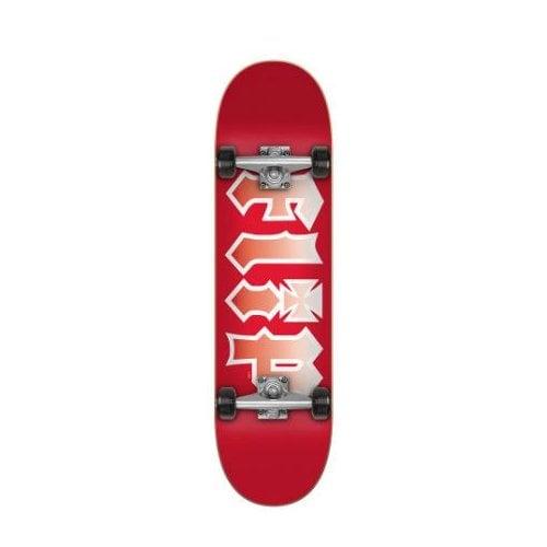 Flip Komplettboard: HKD Faded Red 7.25x28
