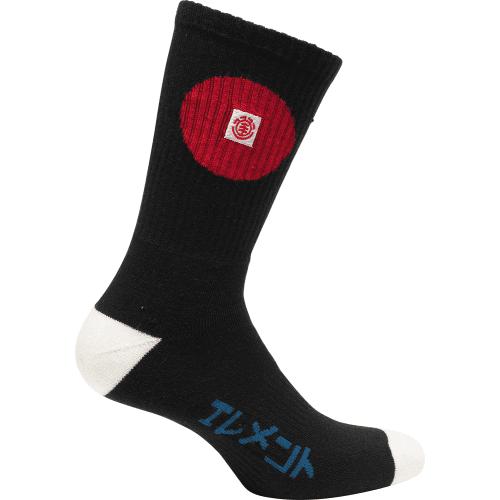 Element Sockens: Tokyo Socks Black