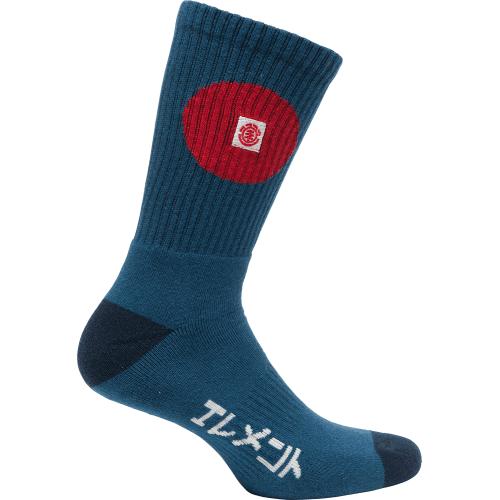 Element Sockens: Tokyo Socks Blue