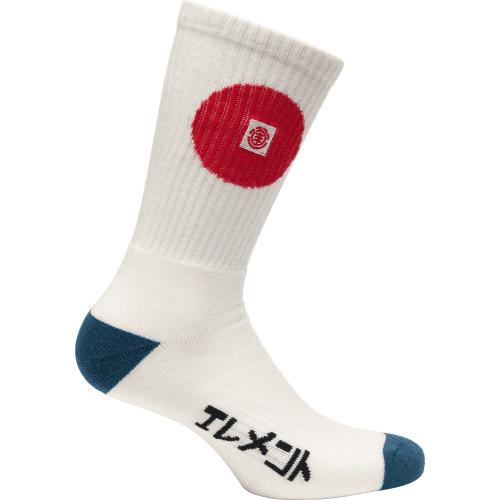 Element Sockens: Tokyo Socks White