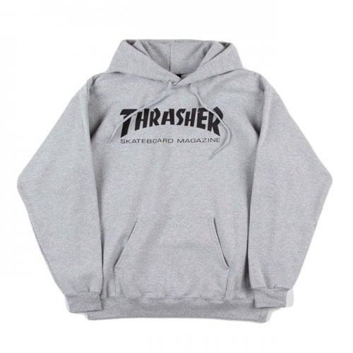 Thrasher Hoodie: Skate Mag Hood GR