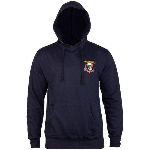 Powell Peralta Sweatshirt/Hoodie: Ripper Mid Weight Navy
