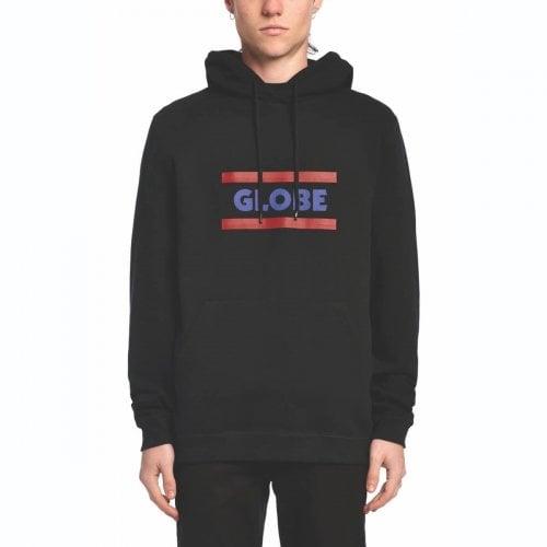 Globe Sweatshirt: Relax Hoodeis BK