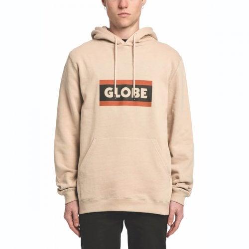 Globe Sweatshirt: Relax Hoodie BR