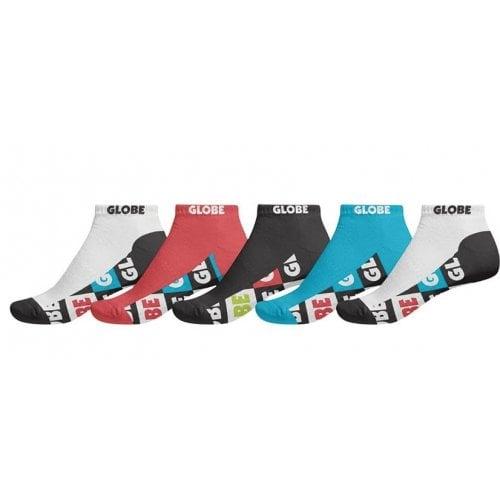 Globe Sockens: Pinata Ankle Sock 5PK Camo