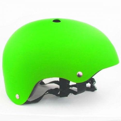 Industrial Helm: Neon Green