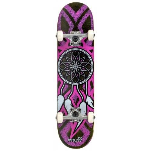 Enuff Komplettboards: MINI Dreamcatcher Grey/Pink 7.25x29.5