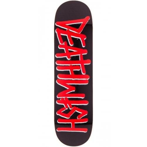 DeathWish Deck: Deathspray Red 8.25