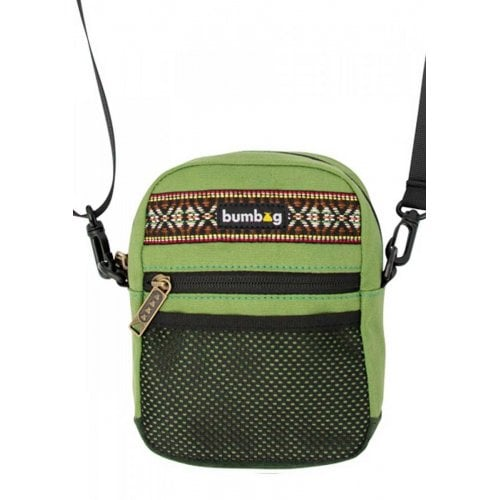 Bumbag Handtasche: Explorer Compact Bag Green