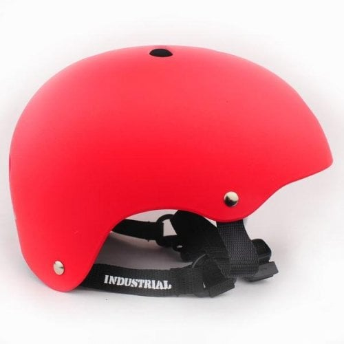 Imagine Helm: Industrial: Helmet Red