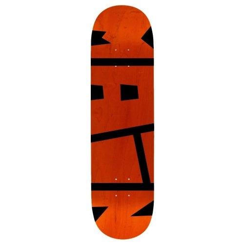 Main Deck: Block Orange 7.8