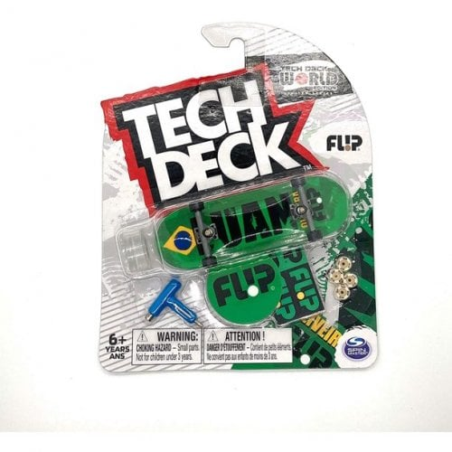 Fingerboard Tech Deck: Flip Luan Oliveira