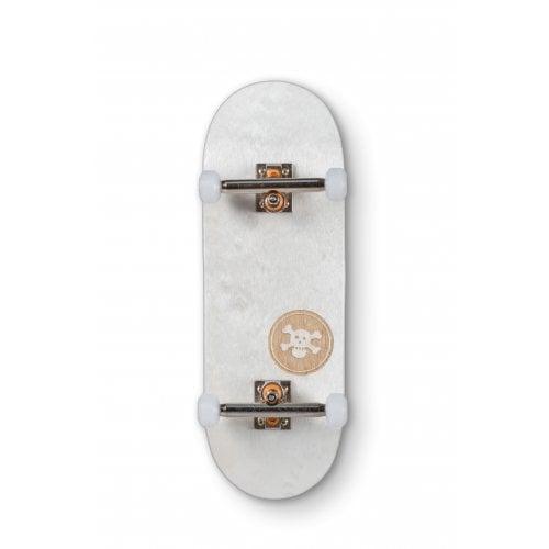 Complete Fingerboard Blackriver : X-Wide BR Mini Logo White Set 33.3mm