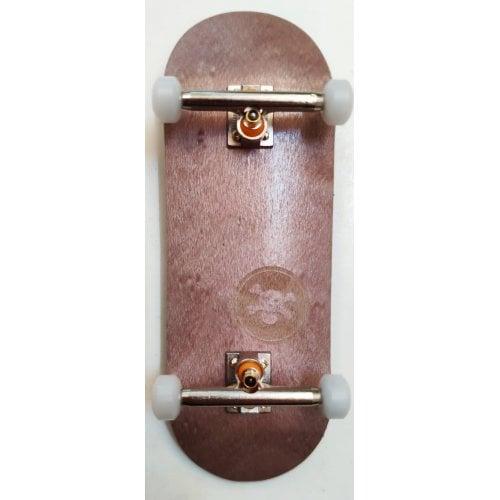 Complete Fingerboard Blackriver : X-Wide BR Mini Logo Rose Set 33.3mm