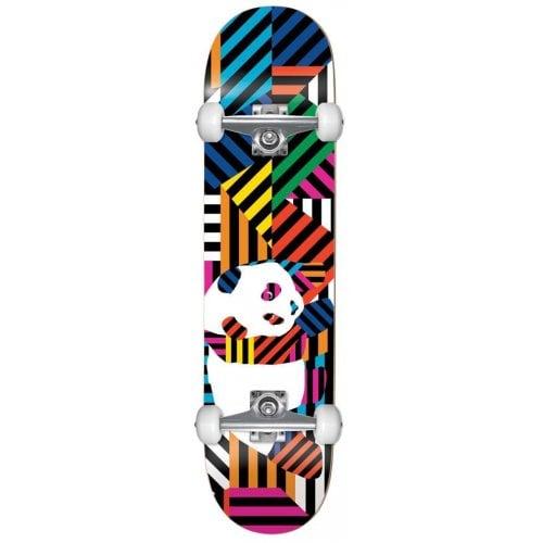 Enjoi Komplettboards: Panda Stripes Resin Multi 7.75x31.2