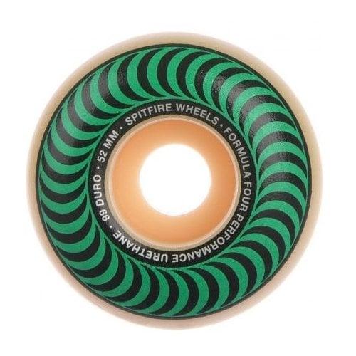 Spitfire Rollen: F4 99 Classic Green (52mm)