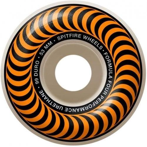 Spitfire Rollen: F4 97 Classic Orange (53mm)