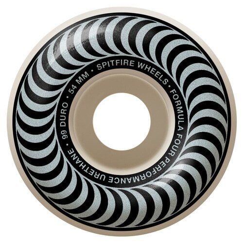 Spitfire Rollen: F4 Classics Silver (54mm)