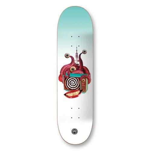 Imagine Skateboards Deck: Dependence TV 8.0