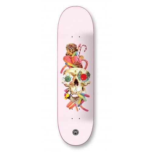 Imagine Skateboards Deck: Dependence Sugar 8.1
