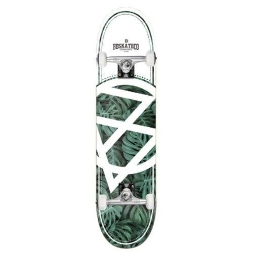 BDSkate Komplettboards: OG Model: Leaves Green 8.0