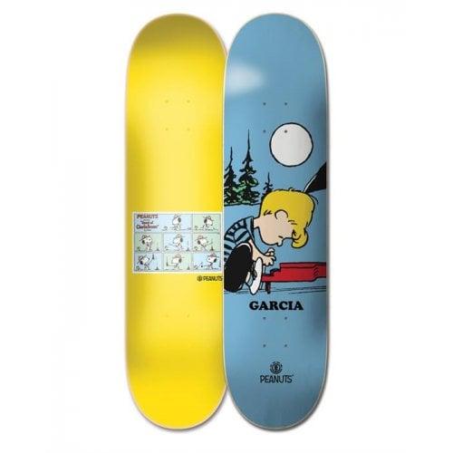 Element Deck: Peanuts Schroeder x Nick Garcia 8.25x32