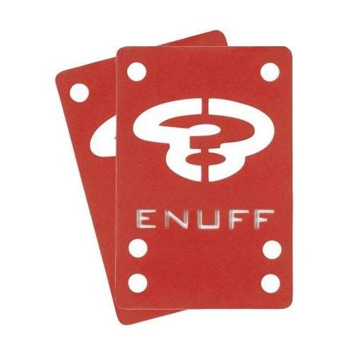Enuff Pads: Shock Pads Red