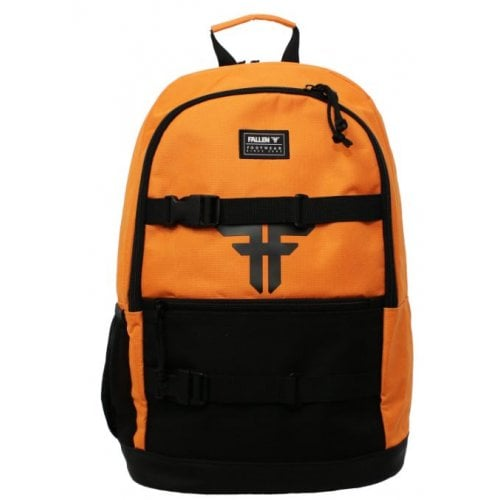 Fallen Rucksack: Melrose Backpack Rust/Black