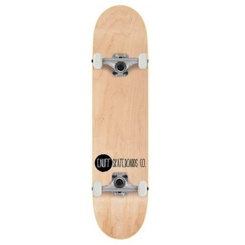 Enuff Komplettboards: Logo Stain Natural 8.0x32