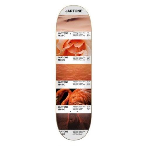 Jart Deck: Jartone II 8.125x31.6 HC