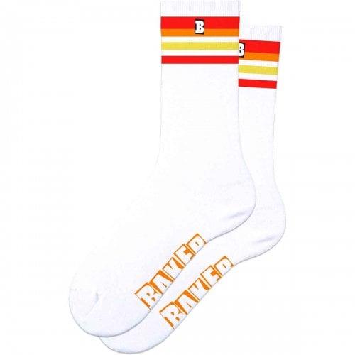 Baker Socks: Capital B Sunrise WH