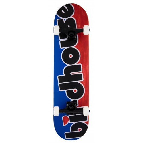 Birdhouse Komplettboards: Stage 3 Toy Logo Red/Blue 8.0x31.5
